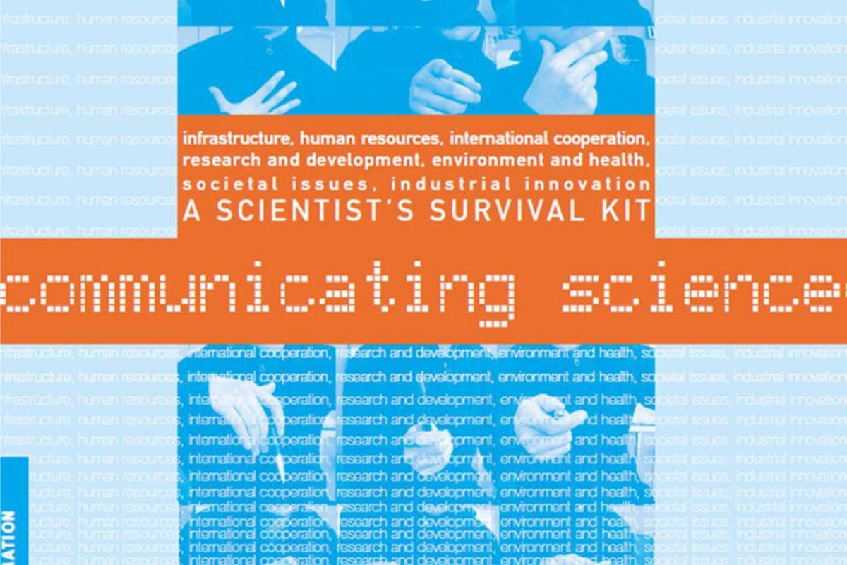 Kit de sobrevivência para cientistas