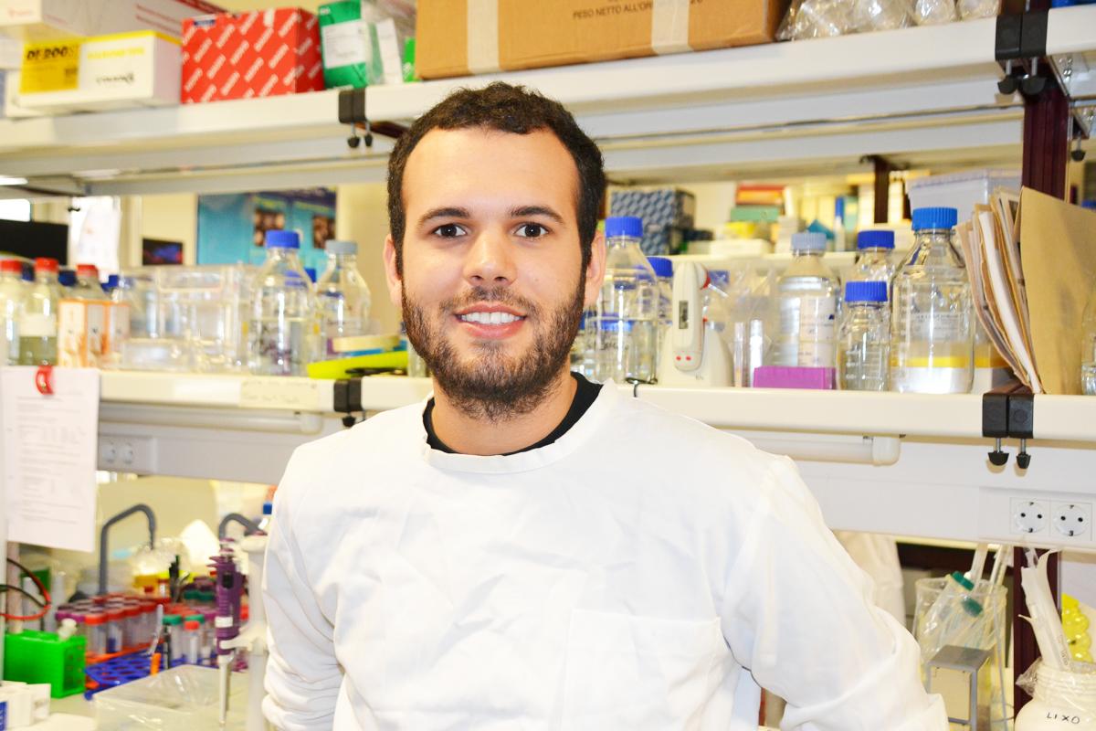 Investigador ganha bolsa para desenvolvimento embrionário