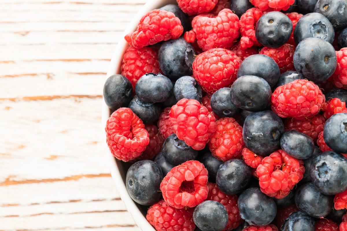 Frutos vermelhos contêm potencial neuroprotector