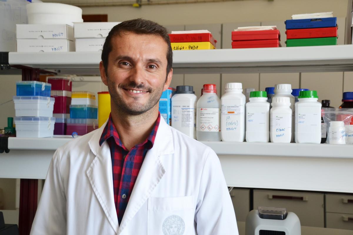 Clévio Nóbrega ganha 22.000 euros para estudar doença rara