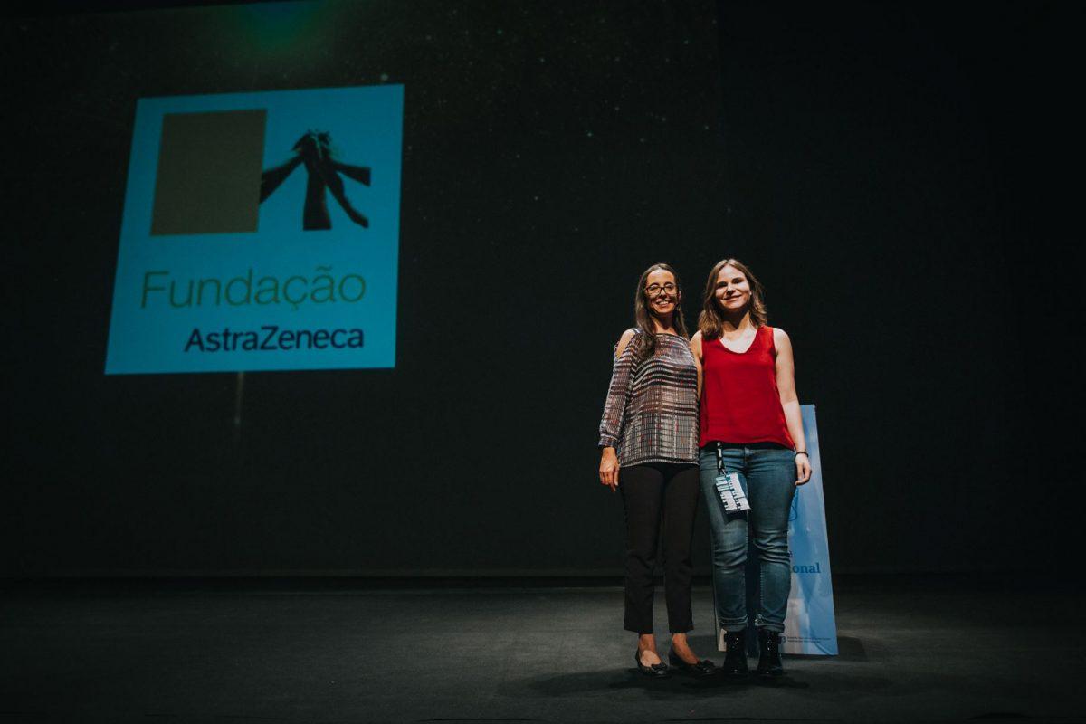 Ana Fernandes ganha Prémio Astrazeneca Innovate Competition