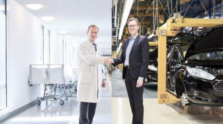 Pode o fabrico de automóveis ajudar a combater o cancro?