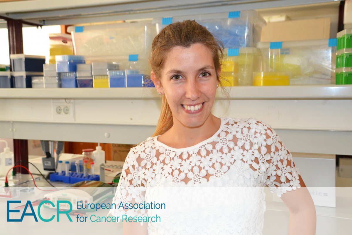 Investigadora premiada pela European Association for Cancer Research
