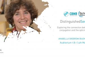 Distinguished Seminars com Anabella Srebrow