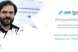 Distinguished Seminars com Renato Duarte