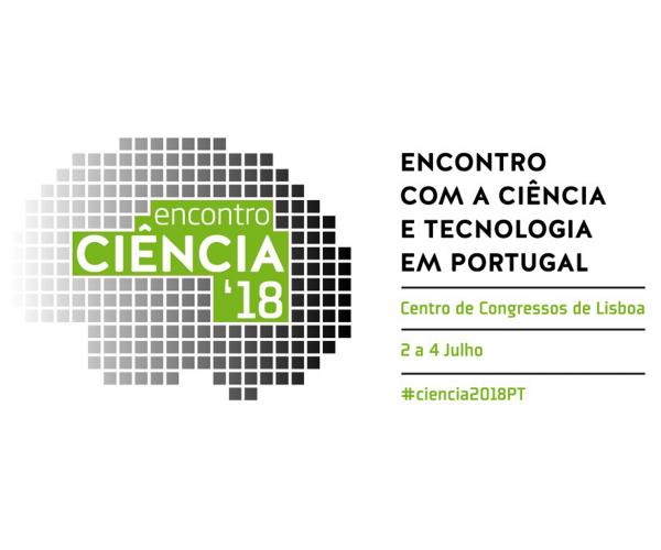 """CBMR marca presença no """"Ciência 2018"""""""
