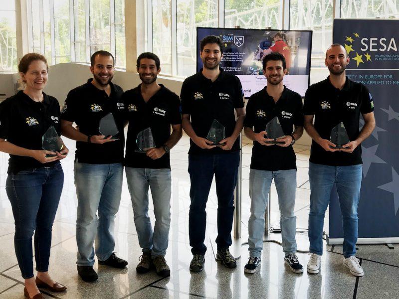 Medicina da UAlg vence maior competição internacional de simulação médica
