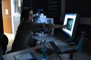 Investigadora do CBMR ministra curso de Microscopia em Coimbra