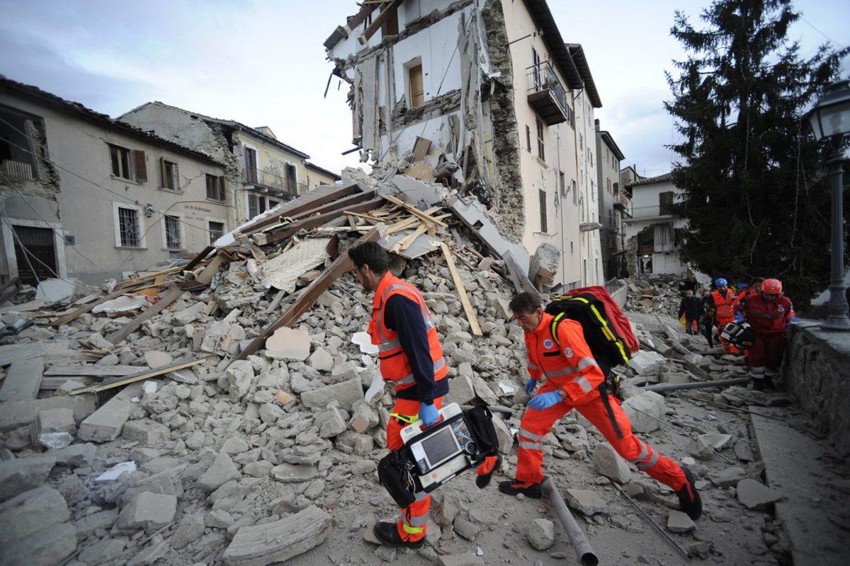 Ser médico em cenário de catástrofe…um desafio a decorrer na UAlg