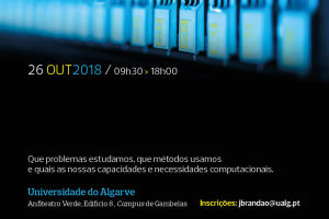 CBMR co-organiza 1º Encontro Computation in Science