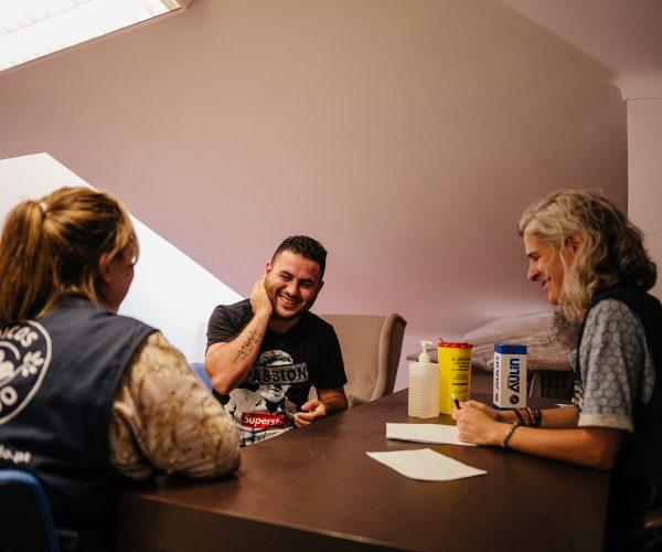 Sami & Ana – Um refúgio chamado Medicina